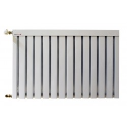 ALURAD Viking alumínium radiátor 600 / 4 tag (ALURAD Viking 604)