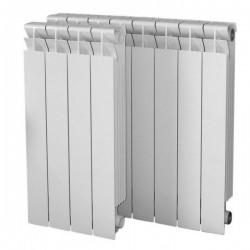 BIASI 800 mm 5 tagos alumínium radiátor (BIASI 805) BIASI 800 / 5 tag