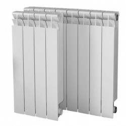 BIASI 600 mm 2 tagos alumínium radiátor (BIASI 603) BIASI 600 / 2 tag