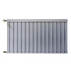 ALURAD Panel alumínium radiátor 600 / 5 tag (ALURAD Panel 605)